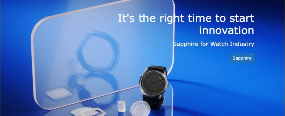 China am besten Saphir optisches Windows en ventes