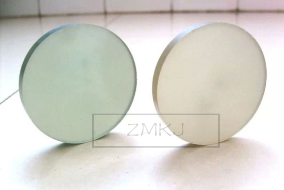 4 H - SEMI Polished Sic Wafer 6 Inch 9.0 Hardness For Device Material